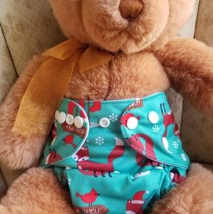 Adjustable, Reusable Diapers- NEW!